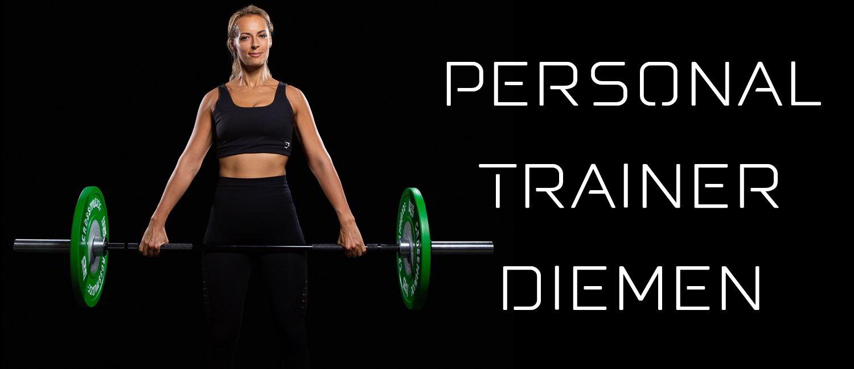 personal trainer diemen