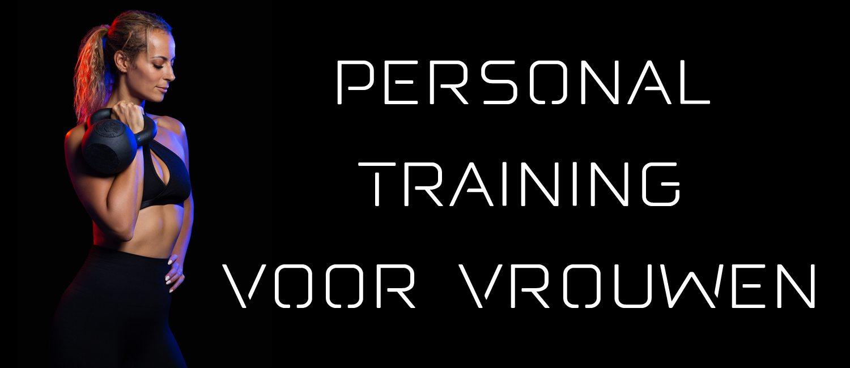 personal training voor vrouwen